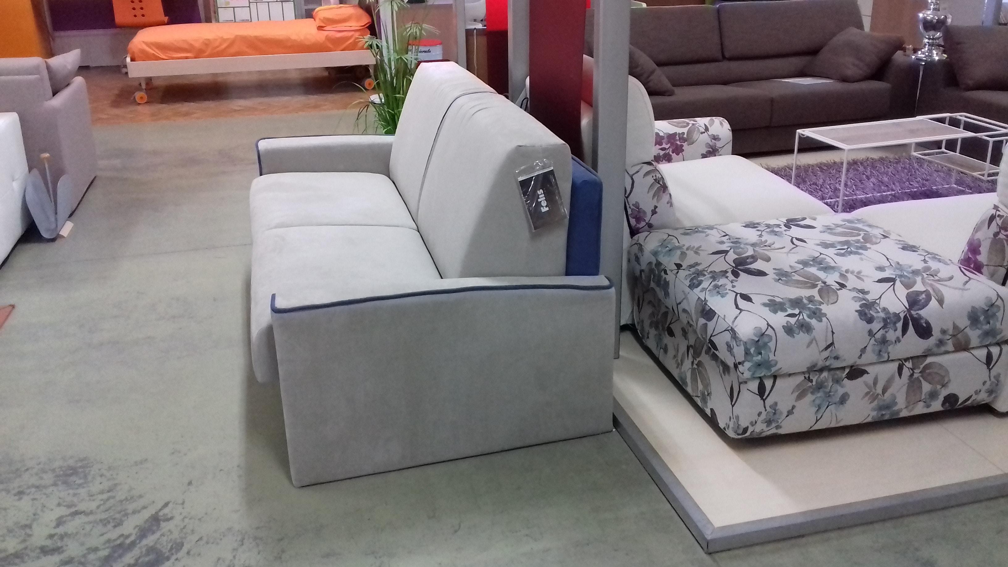 Divano letto 3 posti felis a prezzi scontati divani a prezzi scontati - Divano letto 3 posti economico ...