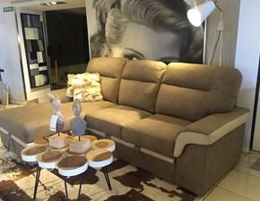 Divano letto Art.51 divano letto  con chaise longue Artigiani veneti: SCONTO ESCLUSIVO