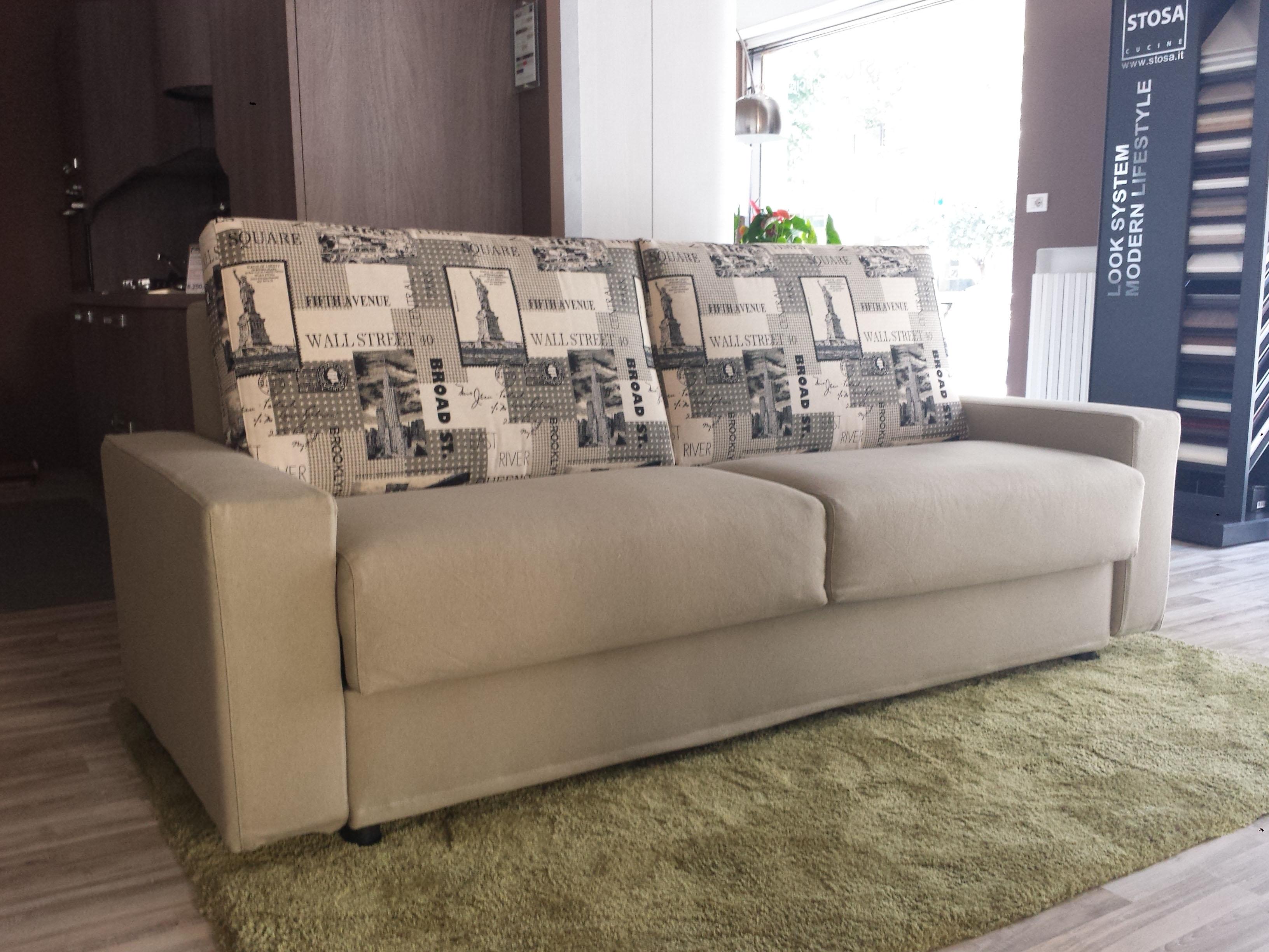 Divano letto artigianale made in italy 20243 divani a - Divano letto smontabile ...