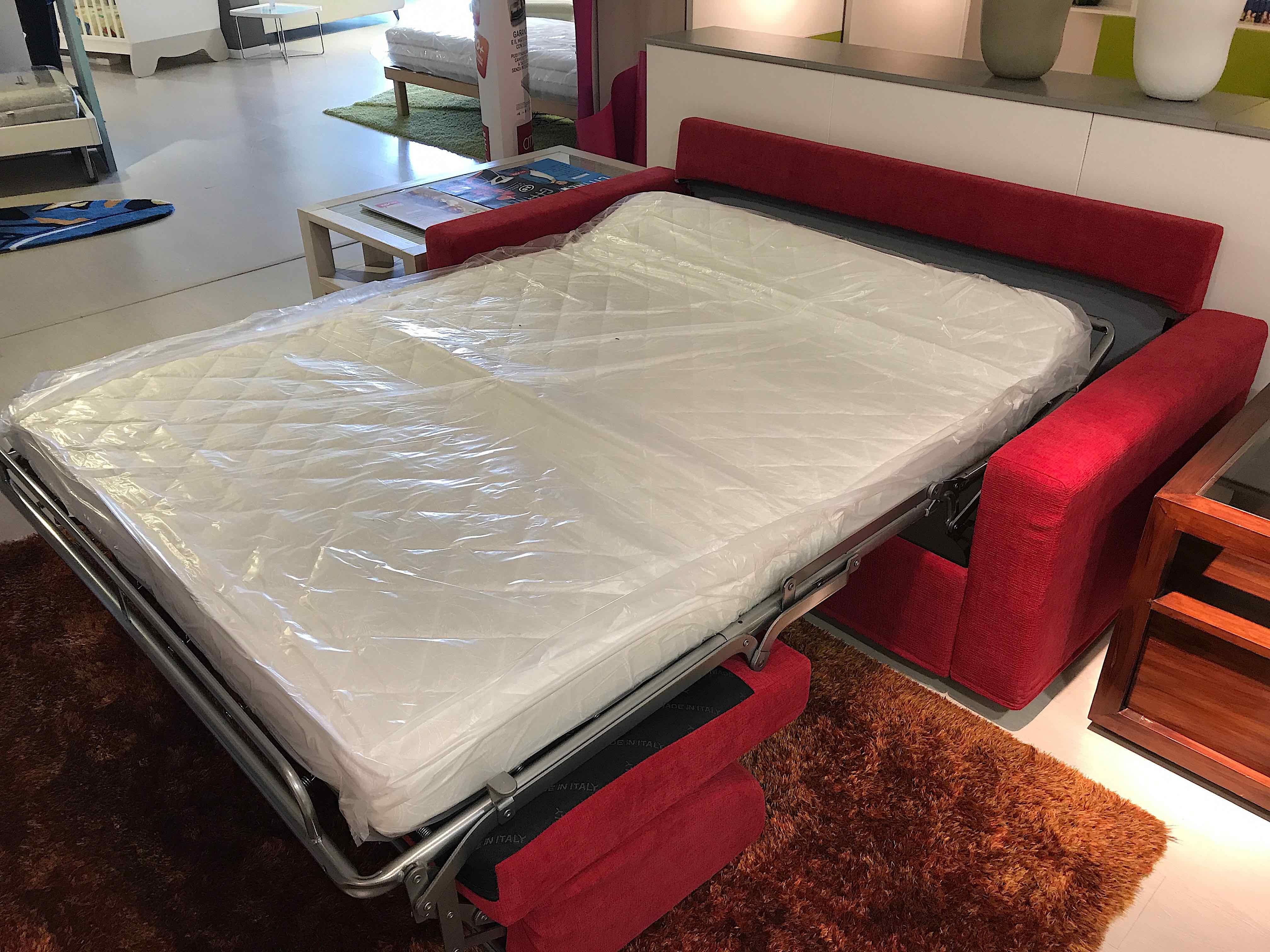 Divano letto block sconto 50 divani a prezzi scontati for Costo divano letto