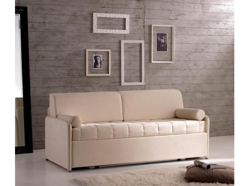 Divano letto clochard mottes mobili artigianale offerta outlet for Outlet mobili italia