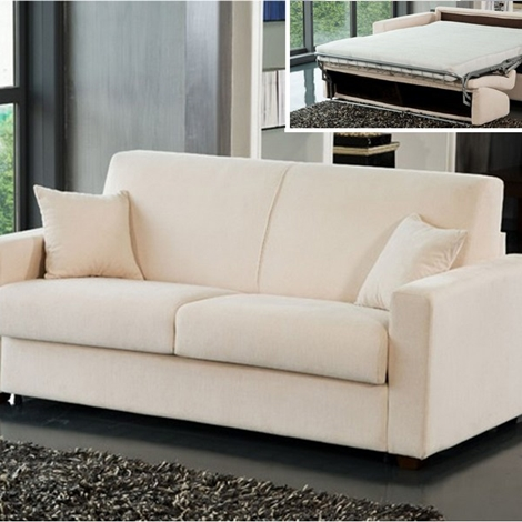 Divano letto con materasso da 14 cm divani a prezzi scontati - Divano con materassi ...