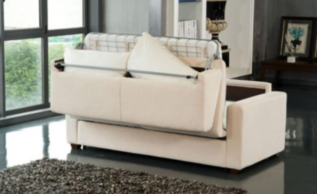 Divano letto con materasso da 14 cm divani a prezzi scontati for Divano letto 190 cm