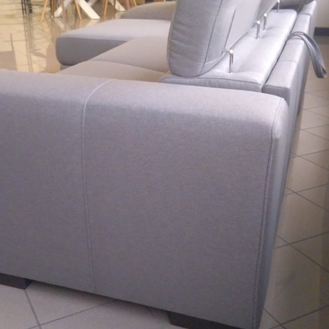 Divano dvlg divani letto tessuto divano 3 posti divani a - Divano letto con penisola prezzi ...