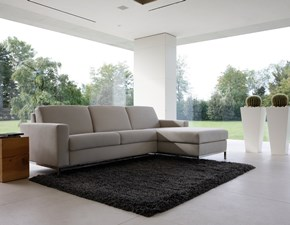 Outlet divani in ecopelle for Divani con penisola economici