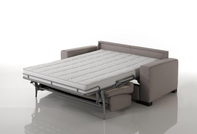 Divano letto con rete elettrosaldata divani a prezzi for Divano letto con materasso