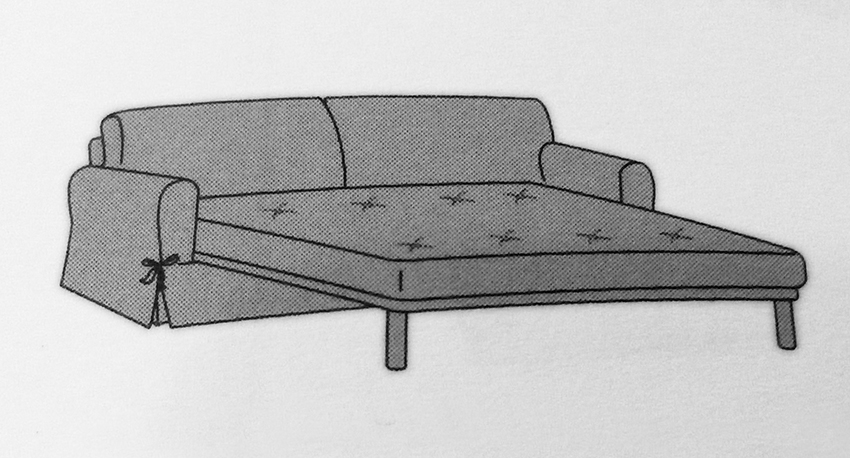 Divano Letto Componibile Design Dennis: Divano chaise longue dwg idee per il design della casa.