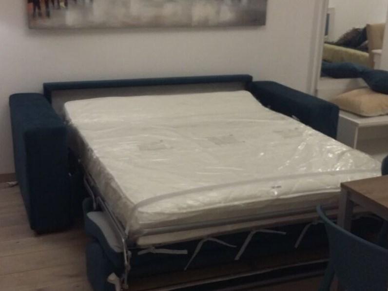 Divano letto Divano letto divano letto contenitore a scomparsa  ribaltone-letti-divani a roma artigianale a prezzo scontato Artigianale in  Offerta ...