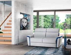 Divano letto Divano letto materasso altezza  21 cm luxury Md work: SCONTO ESCLUSIVO