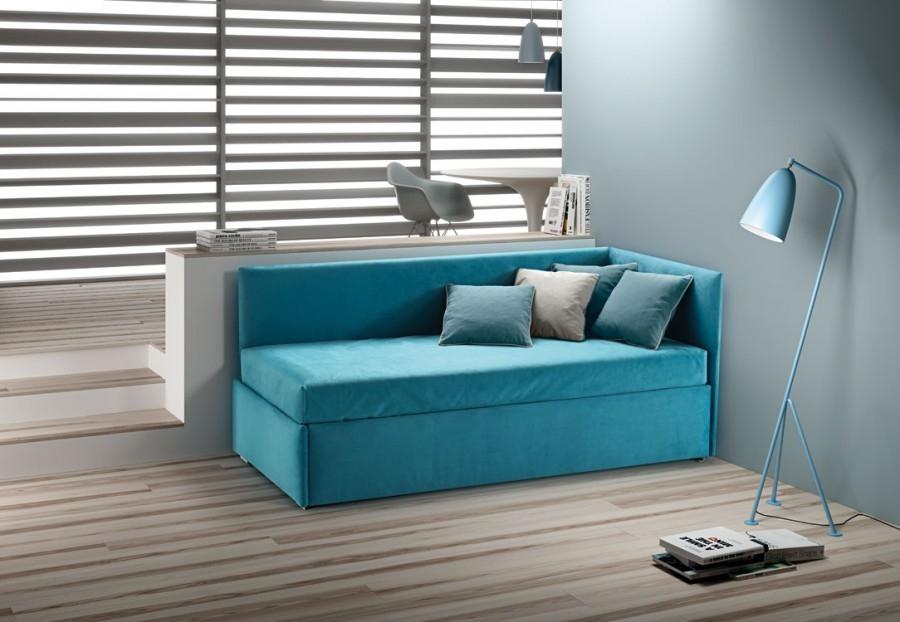 Divano letto samoa modello enjoy twice divani a prezzi - Divano angolo letto ...
