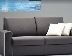 Divano letto Family Bedding modello Brian. Divano letto rivestito in tessuto completamente sfoderabile e con seduta accogliente e comoda.