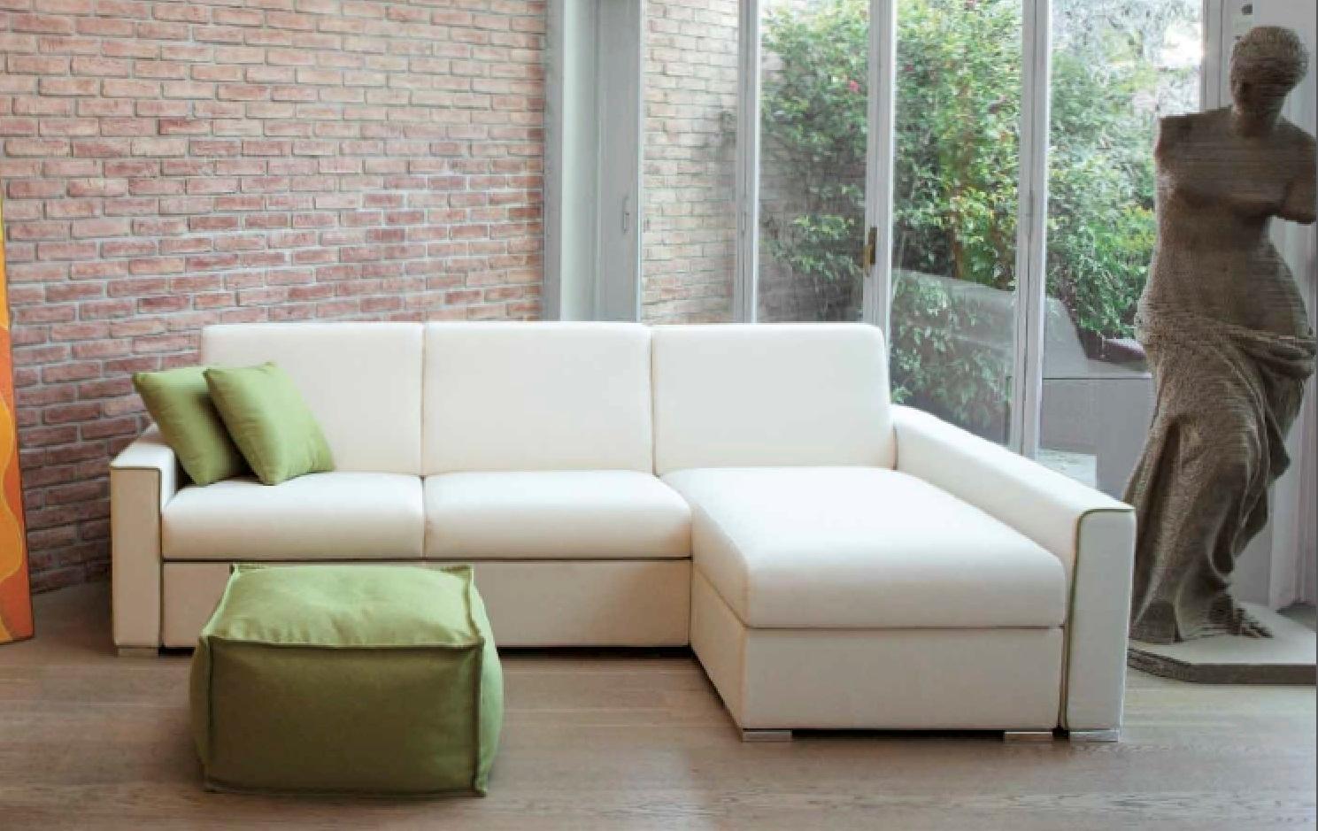 Divano letto family bedding modello civas divani a for Lunghezza divano letto