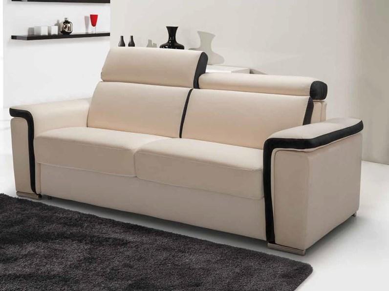 divano letto in ecopelle alta qualità - Divani a prezzi scontati