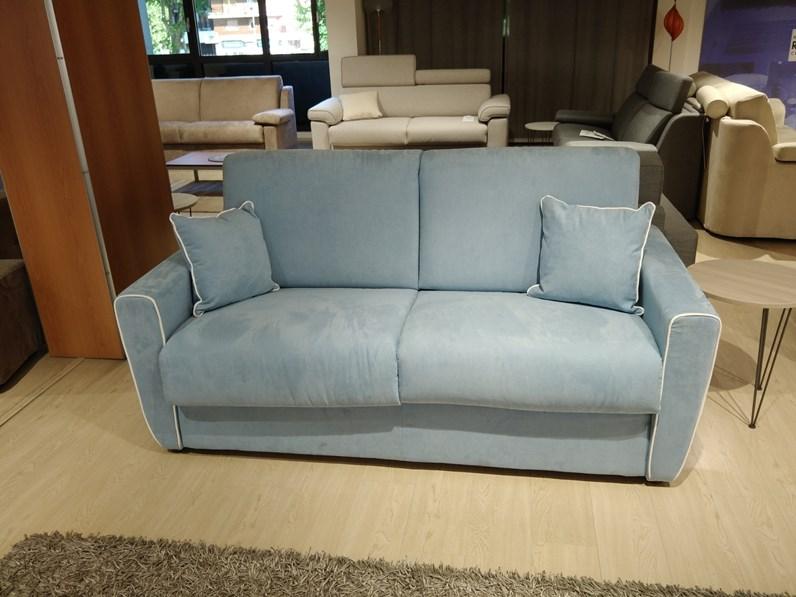 divano letto in microfibra aerre salotti a prezzo ribassato
