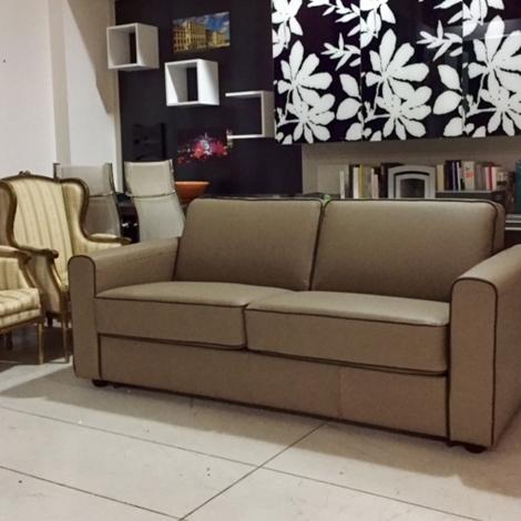Divano gelsomino divani letto pelle divano 3 posti for Divano letto in pelle prezzi