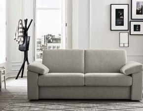 Divano letto in stile Design Con seduta fissa con forte sconto