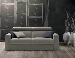 Divano letto in stile Moderno Con seduta estraibile a prezzi convenienti