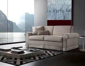 Divano letto in Tessuto Crippa divani&letti a prezzo ribassato