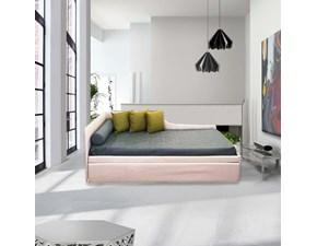 Divano letto in Tessuto Divano doppio letto space Artigianale