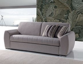 Divano letto in Tessuto Genziana Crippa divani&letti