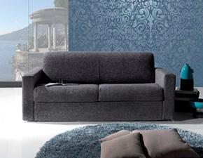 Divano letto in Tessuto Time Crippa divani&letti
