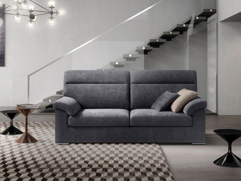 Divano letto modello key di samoa divani a prezzi scontati for Dimensione casa arredamenti