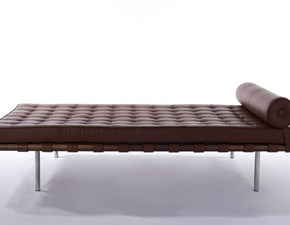 Divano letto Mies van chaise longue Sigerico in Offerta Outlet