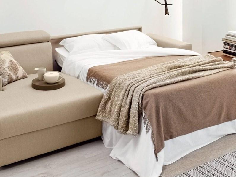 Divano letto morris doimo salotti offerta outlet - Doimo divani letto ...
