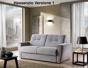 Divano letto Mottes mobili divano letto hassenzio Artigianale OFFERTA OUTLET