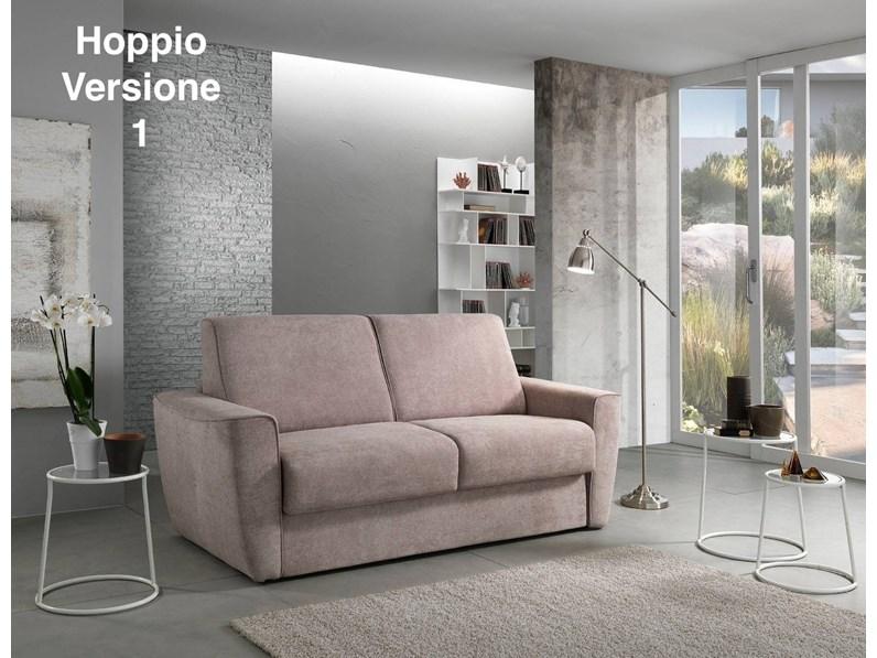 Divano letto mottes mobili divano letto hoppio artigianale for Mobili di marca in offerta
