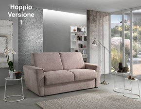 Divano letto Mottes mobili divano letto hoppio Artigianale in Offerta Outlet