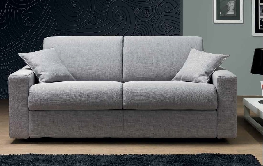 Divano letto prezzo promozionale divani a prezzi scontati - Divano materasso trapuntato ...