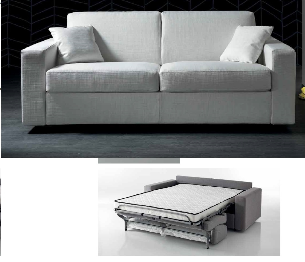 Divano letto prezzo promozionale divani a prezzi scontati - Costo letto matrimoniale ...