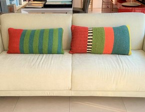 Divano letto tessuto in poliuretano  Bodema in Offerta Outlet