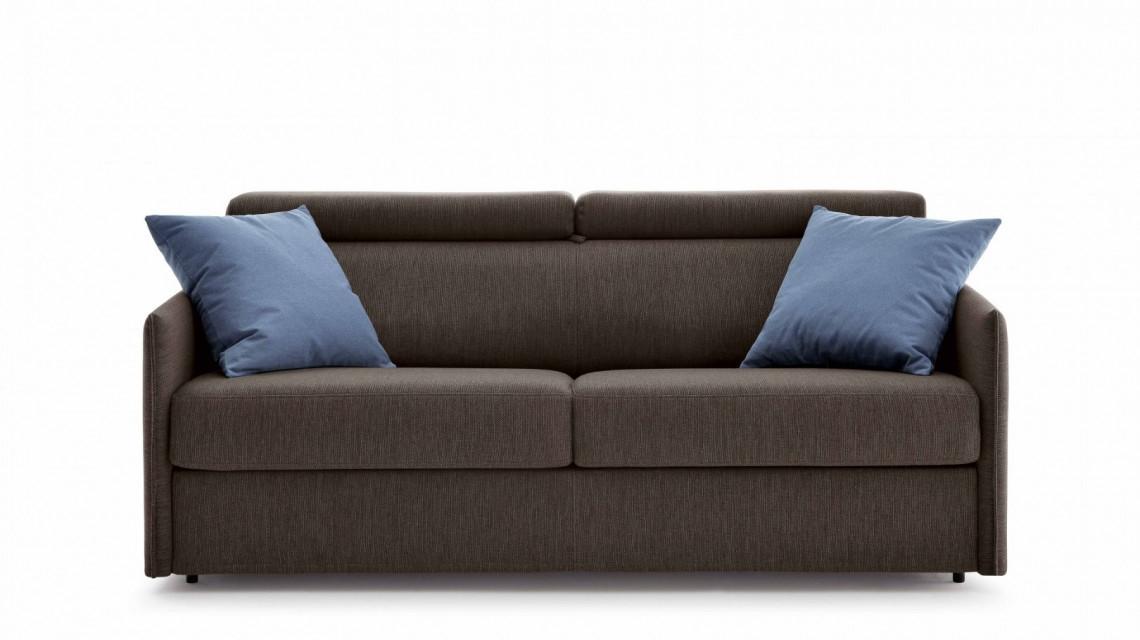 Divano letto tiffany di lecomfort in sconto divani a - Divani letto clic clac offerte ...