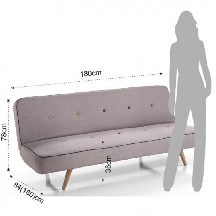 Divano letto tomasucci modello urban divani a prezzi - Divano letto 180 cm ...