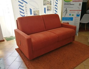 Divano letto Willy Il benessere OFFERTA OUTLET