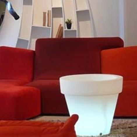 divano ligne roset confluences scontato del 66 divani. Black Bedroom Furniture Sets. Home Design Ideas