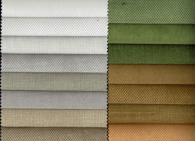 Divano lineare 3 posti in tessuto modello rubino della - Tessuti per divani moderni ...