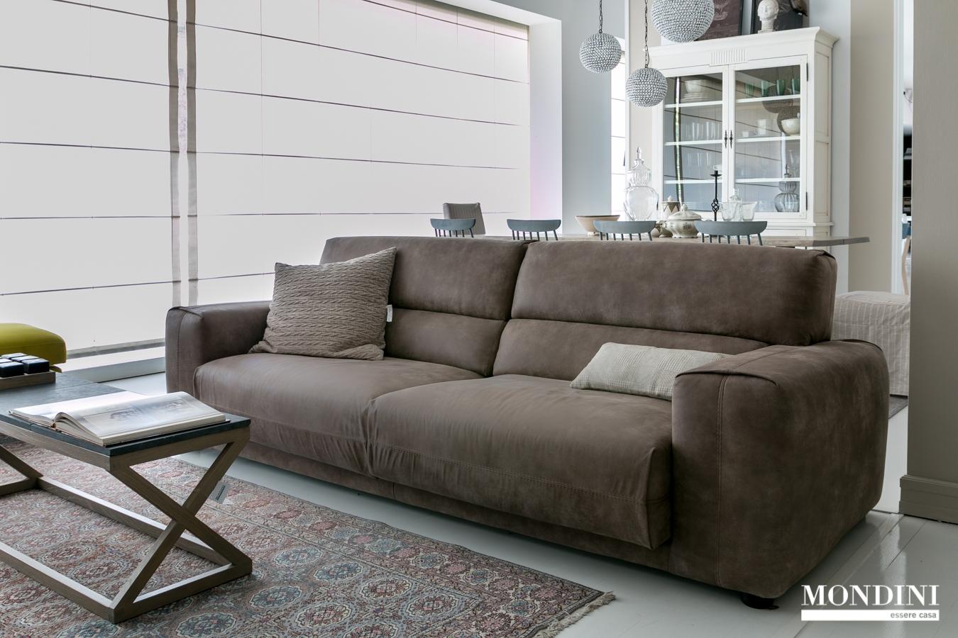 Divano lineare ditr italia modello booman scontato del 40 for Dove comprare divano