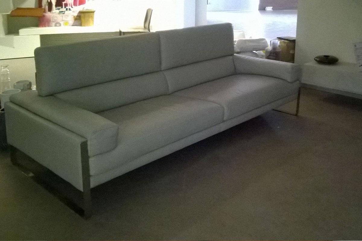 divano lops outlet calia romeo 3 p divani a prezzi scontati. Black Bedroom Furniture Sets. Home Design Ideas