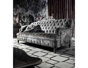 Divano Luxury memory velluto artigianale vari colori Md work OFFERTA OUTLET
