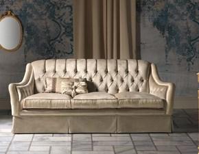 Divano Luxury piuma d oca e velluto cotone  Md work in offerta