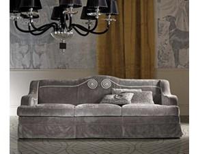Divano Luxury  piuma e velluto  a mano  Md work con forte sconto