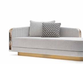 Divano Luxury sofa nabuk Md work a prezzo scontato