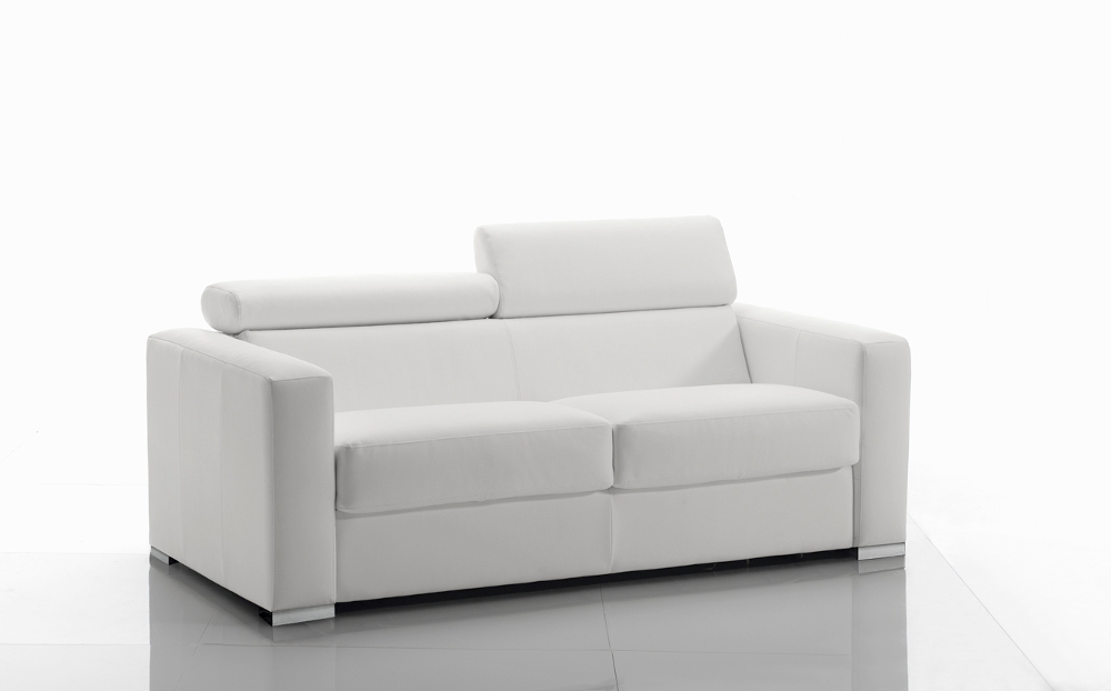 Divano maxiline glad di maxiline divani letto pelle divano for Divani letto in pelle