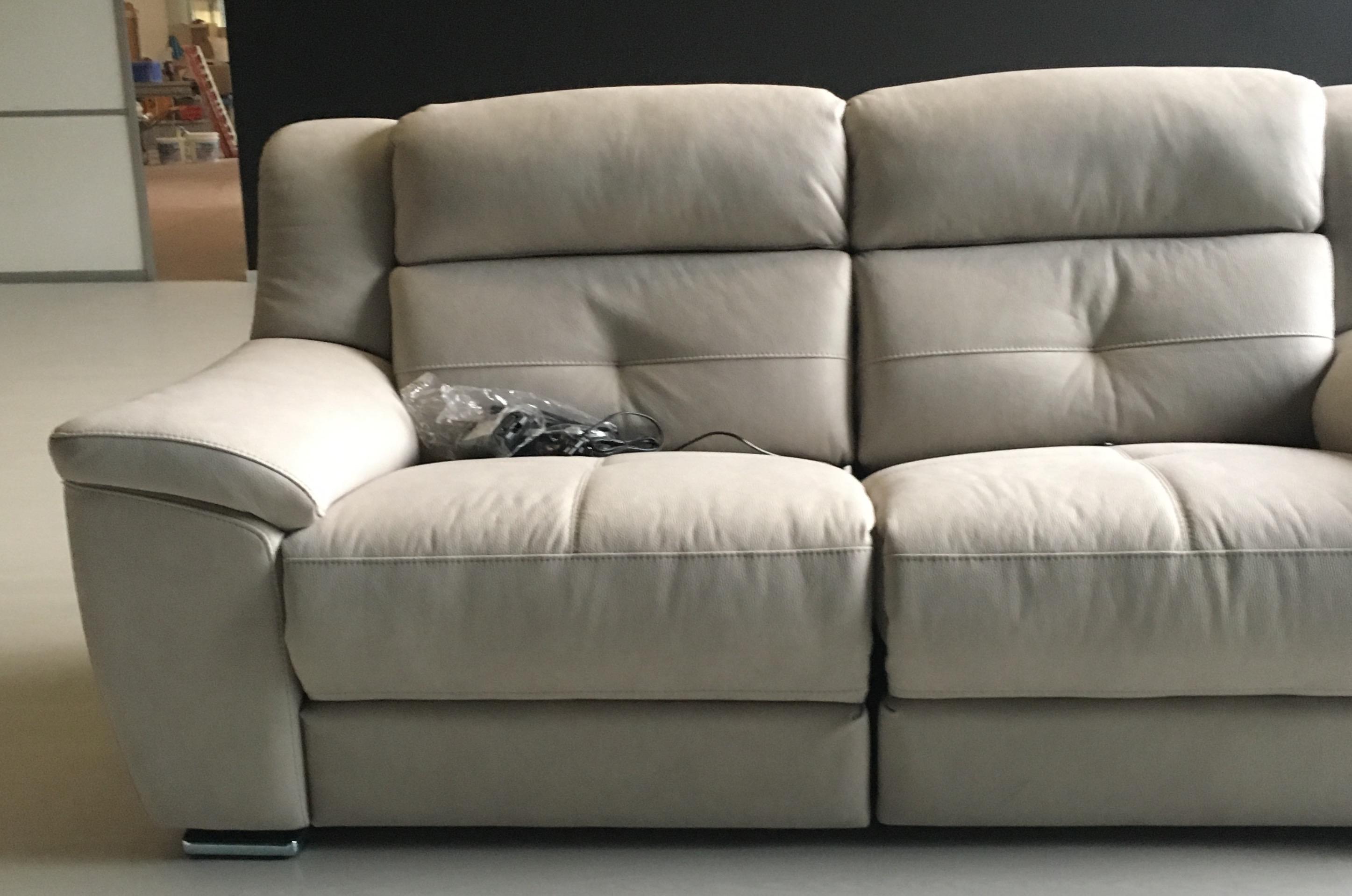 Divano mirage ultraconfort relax elettrici seduta con - Divano relax prezzi ...