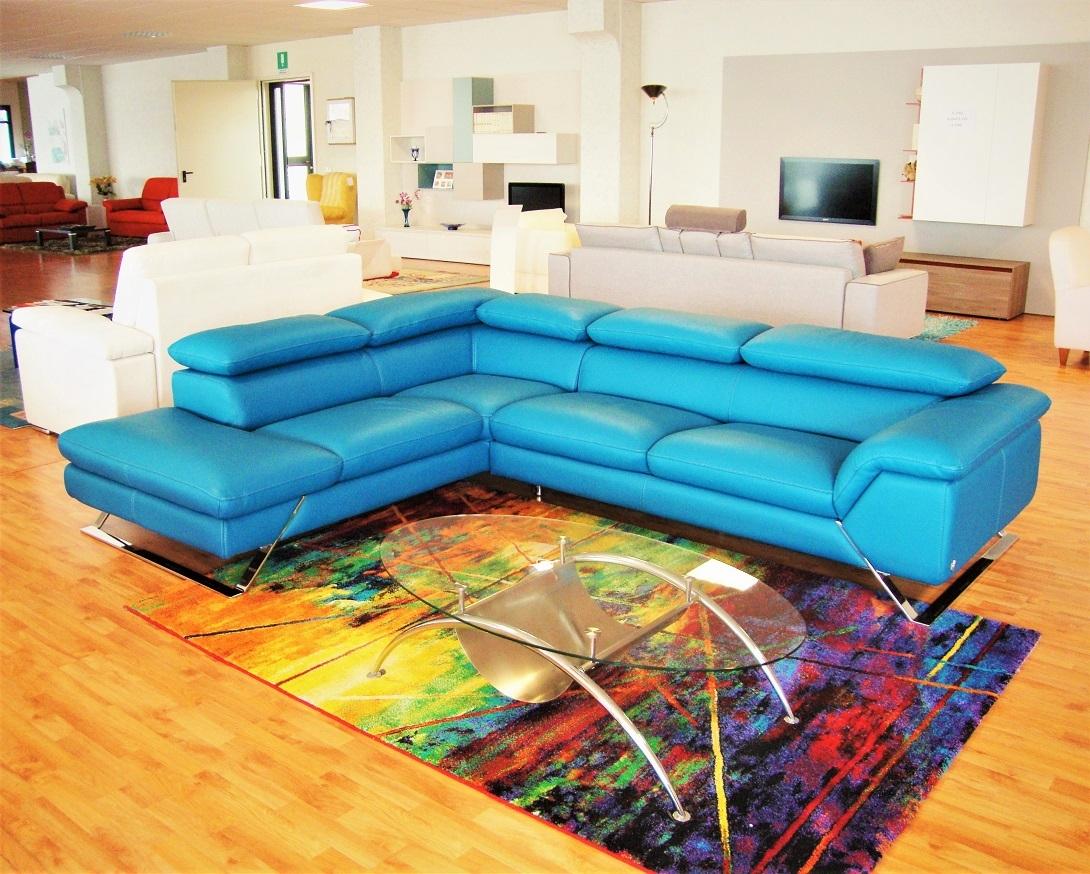 Divani Grandissimi : Divano tortora pelle idee per il design della casa