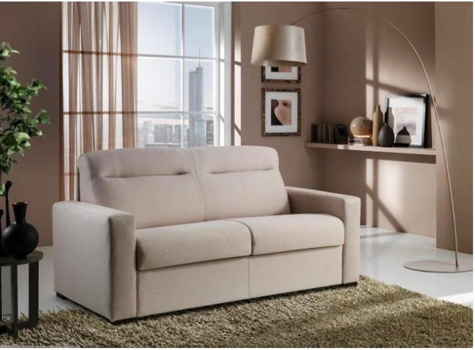 Divano moderno con schienale alto con letto estraibile for Divano letto moderno