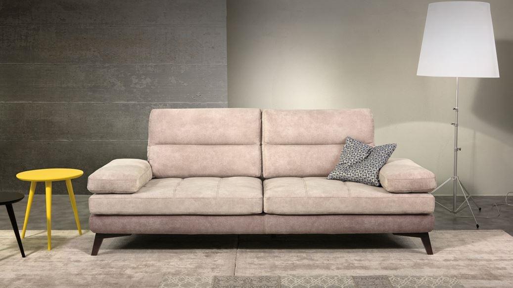 divano moderno traslante in tessuto tecnico divani a